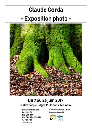 Exposition photo - Claude Corda