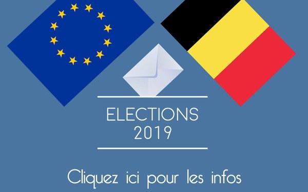 Bouton site Elections simultanées 2019