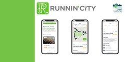 L'application Runnin'City débarque à Lasne !